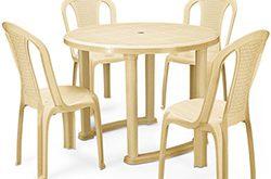 بورس انواع میز پلاستیکی