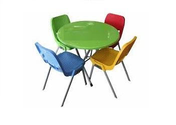 فروشگاه میز صندلی پلاستیکی
