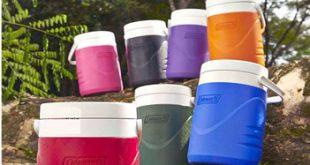 فروش کلمن آب پلاستیکی