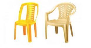 خرید صندلی باغی پلاستیکی