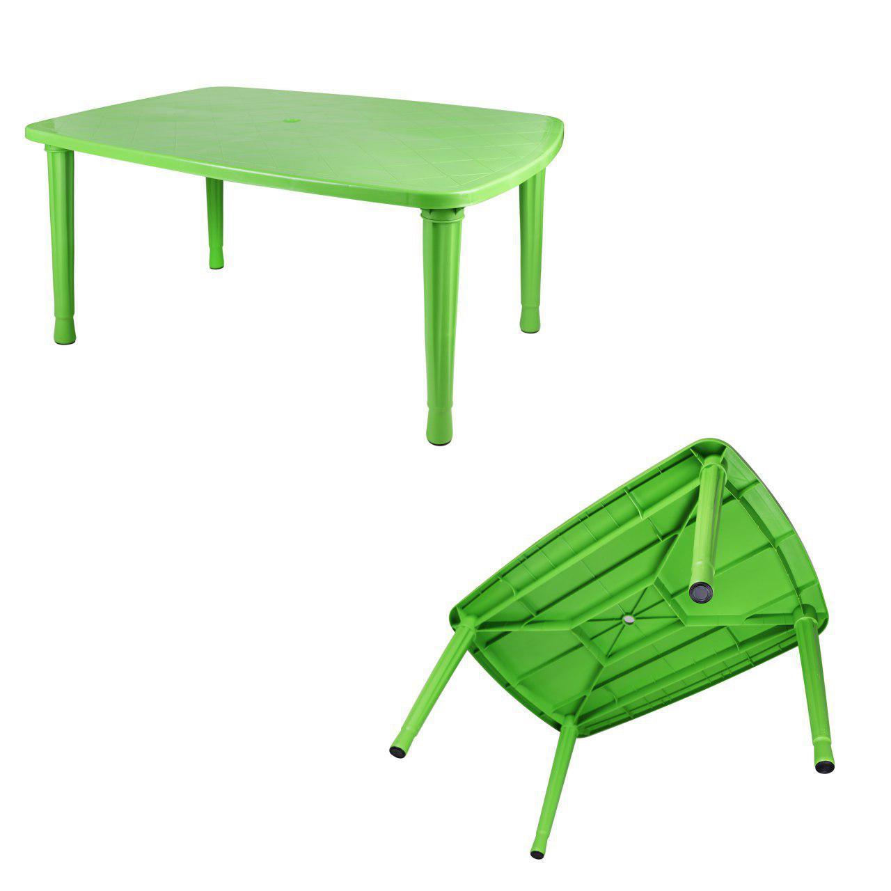 بازار فروش میز پلاستیکی کودک
