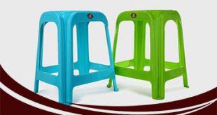 فروش چهارپایه پلاستیکی طلوع