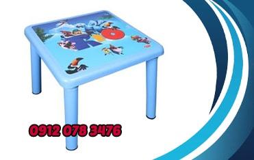 میز پلاستیکی ارزان کودک